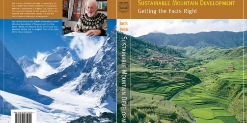 Sustainable Mountain Development by JD Ives